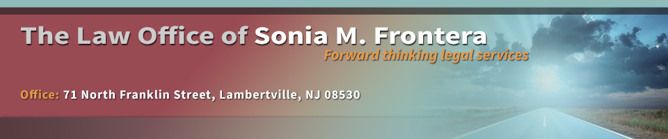 The Law Office of Sonia M. Frontera